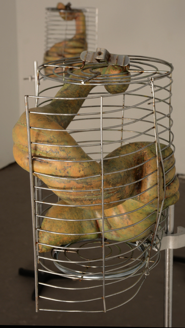 , 'Obstruction by Proxy (detail),' , Amos Eno Gallery