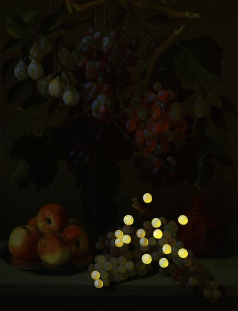 , 'JDE-Electric,' 2015, Petra Rinck