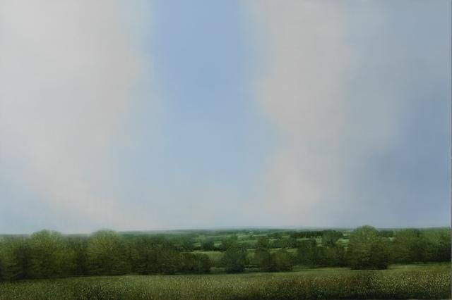 Peter Brooke, 'Two Clouds', 2015, Gallery NAGA