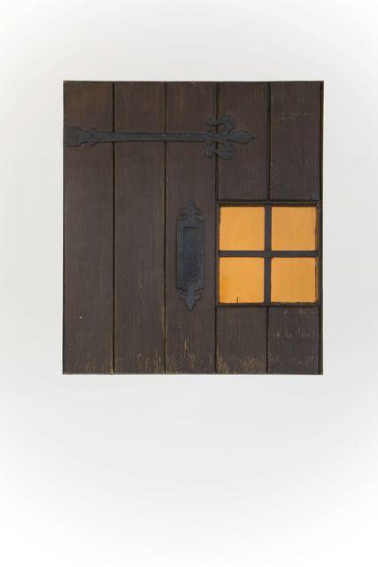 , 'Entrance door (Gothic),' 2013, Galerie Jocelyn Wolff