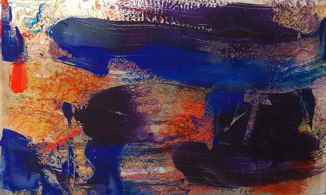 , 'Untitled - Gods Colourful window,' 2019, JanKossen Contemporary