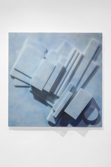 Isabelle Cornaro, 'Homonymes III', 2015, Simon Lee Gallery