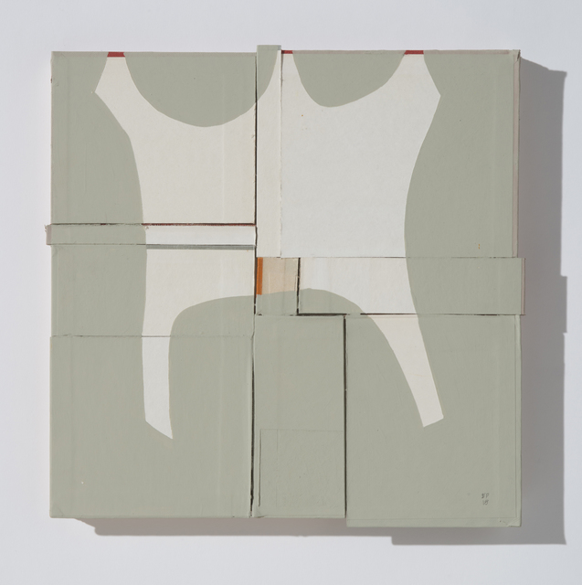 , 'Line Dry 3,' 2018, Seager Gray Gallery
