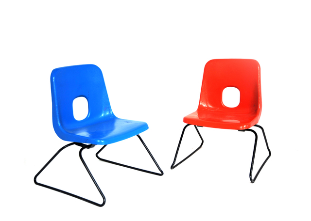 , 'Robin Day Child Chairs (No. 41),' 1963, kinder MODERN