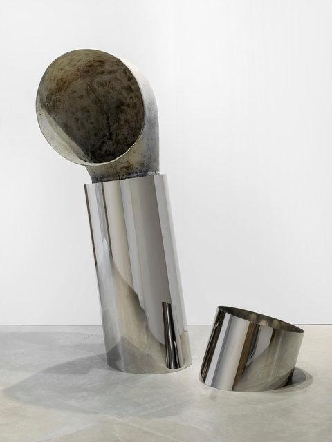 Kathryn Andrews, 'Titanic', 2017, Sculpture, Stainless steel and certified film prop, KÖNIG GALERIE