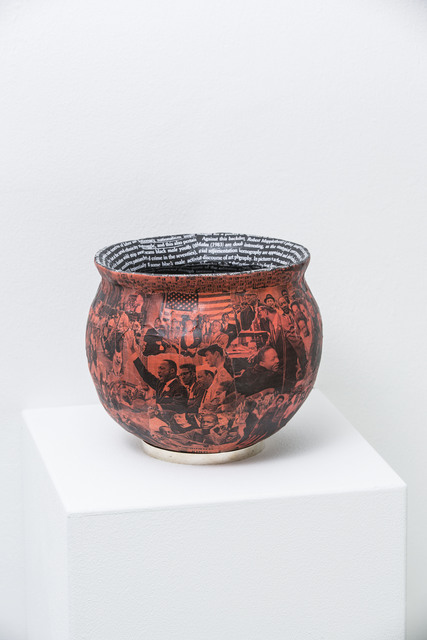 , 'Topf,' 2016, Galerie Crone