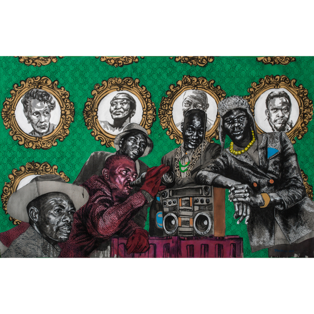 Bambo José Sibiya, 'Untitled', 2018, PIASA