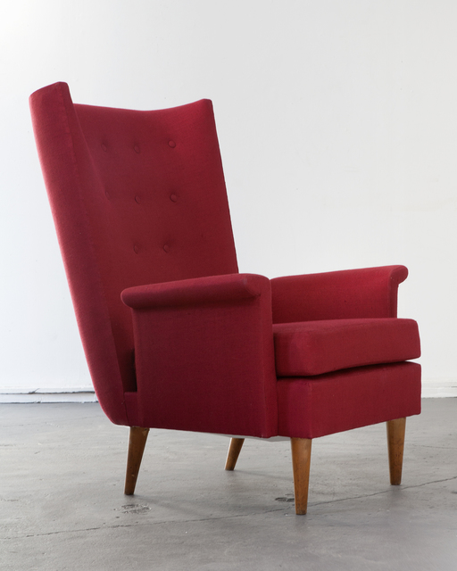 , 'Lounge chair,' 1950s, R & Company