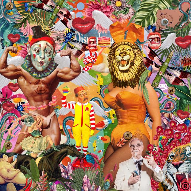 , 'Circus World,' 2018, AC Gallery