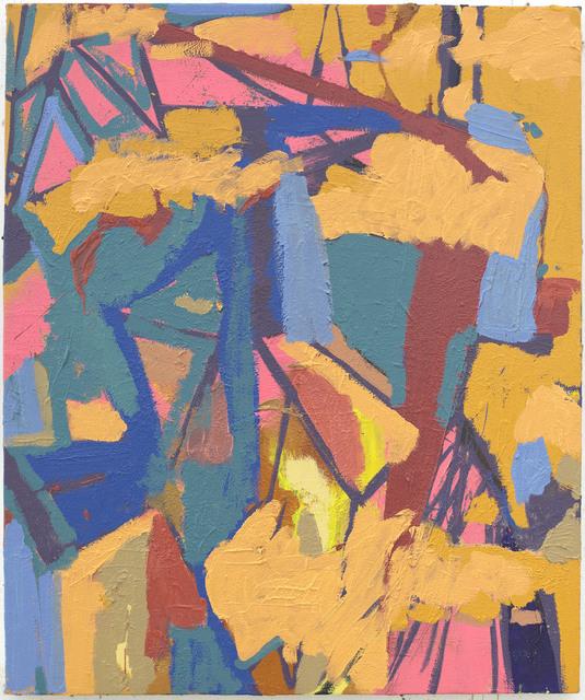 , 'Orange Music,' 2010, Nina Johnson