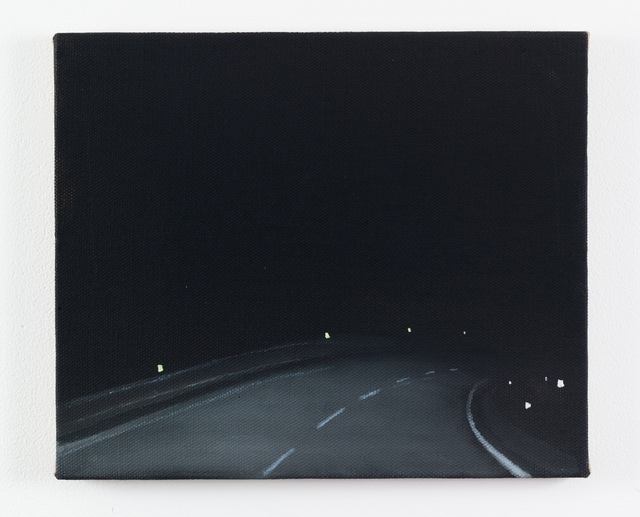, 'Night drive,' 2017, James Fuentes