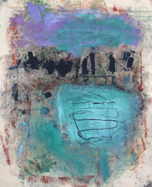 , 'Glimmer,' 2019, CIRCA Gallery