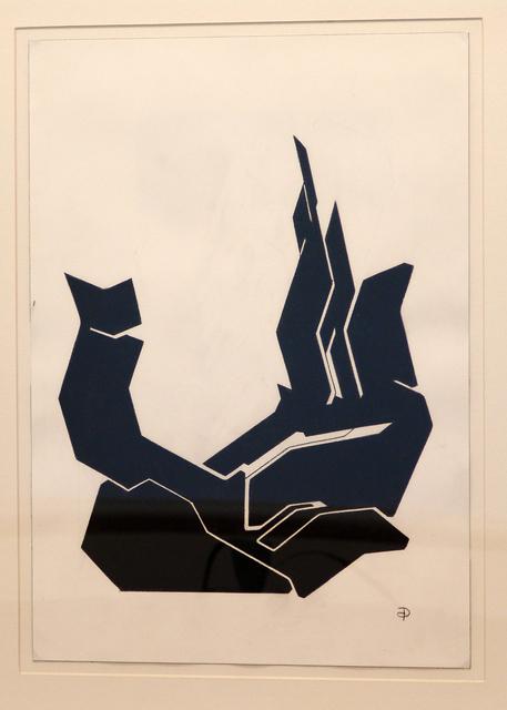 , 'Sinesis XII,' 1999, Fernández-Braso