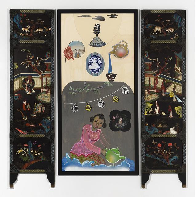 , 'Idle Hours (female),' 2017, Zolla/Lieberman Gallery