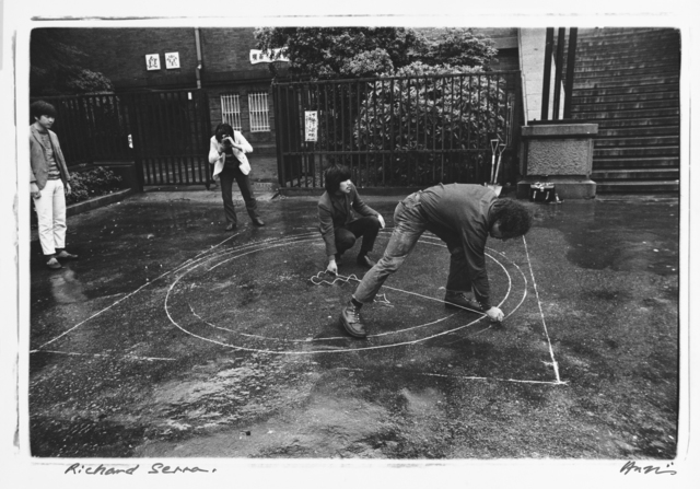 , 'Richard Serra, The 10th Tokyo Biennale '70 - Between Man and Matter, Tokyo Metropolitan Art Museum, May, 1970,' 1970, White Rainbow