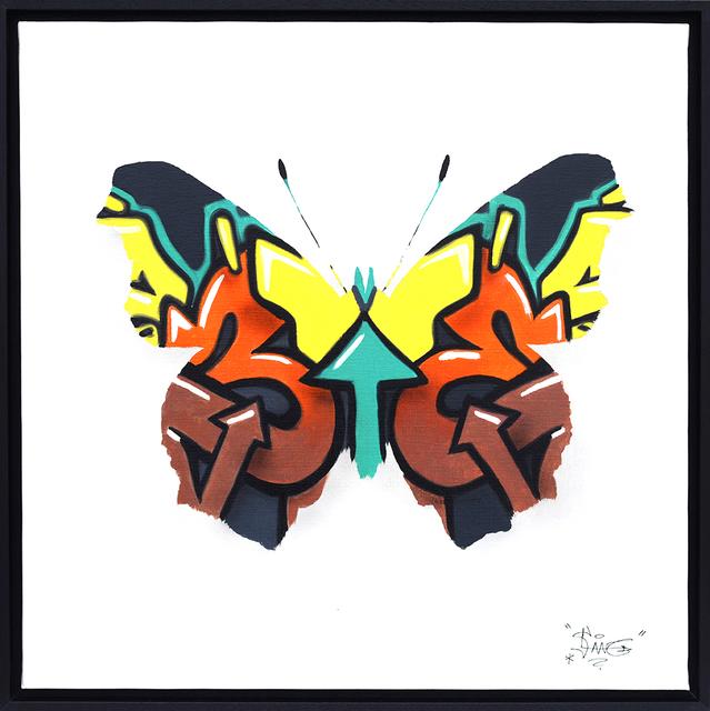 , 'Urban Butterfly 1 Cethosia,' 2018, Galerie Art Jingle