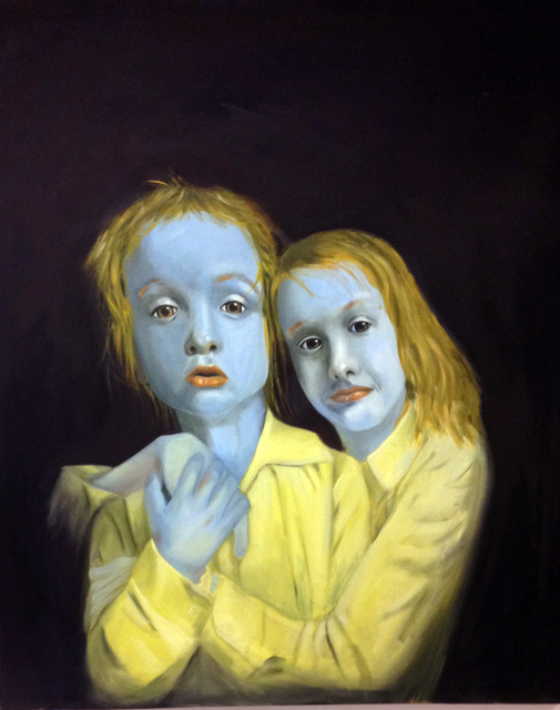 , 'İki Farklı Kız 2 / Two Different Girls 2,' 2013, Sanatorium