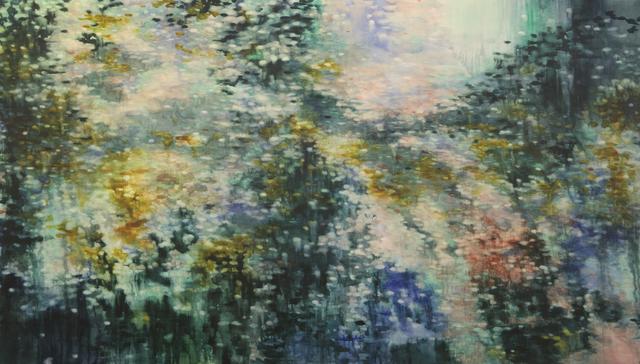 , 'River Run II,' 2017, Barnard