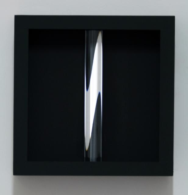 , 'Onde blanche / 1,' 2018, Galerie Denise René