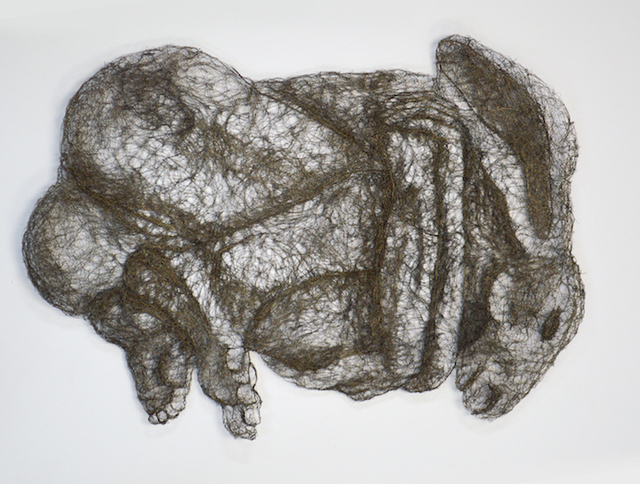 , 'Curled Up,' 2011, Waterhouse & Dodd