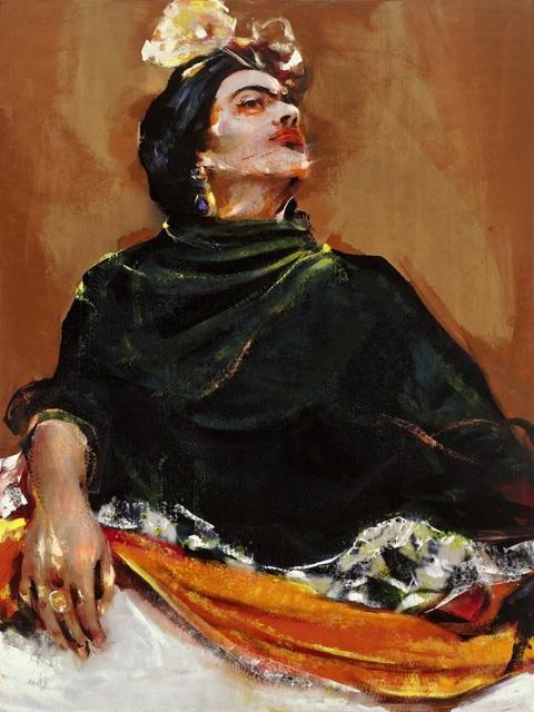 , 'Frida 26,' 2011, Metropolitan Gallery Hamburg