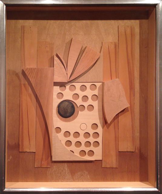 , 'Untitled,' 1965, Faessler & Ochsner