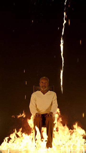 , 'Fire Martyr,' 2014, Faurschou Foundation