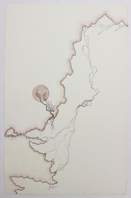 John De Puy, 'Cliffs - Cedar Mesa - Utah', 2012, Addison Rowe Gallery