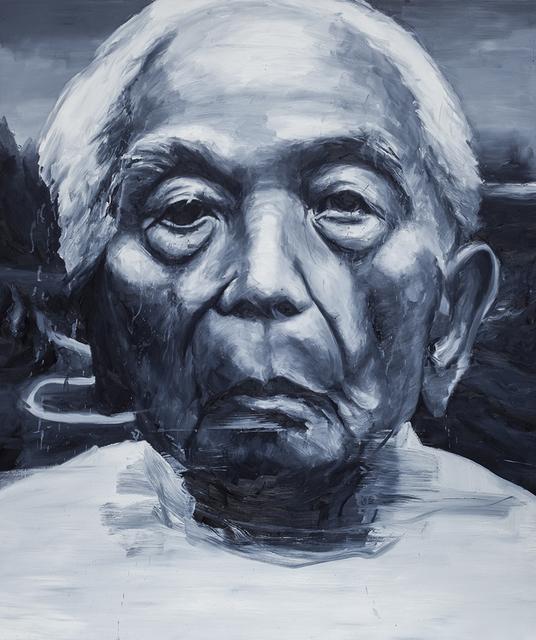 , 'Ushi #1,' 2015, Galerie Hervé Lancelin