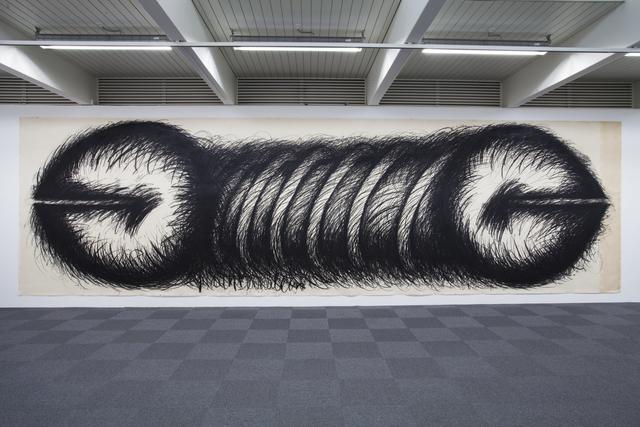 , 'Double Header,' 1976, Kunsthall Stavanger