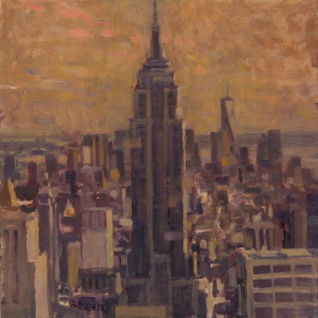 , 'Empire,' 2018, Abend Gallery