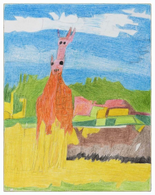 , 'Giraffes at Tanganyika,' , Western Exhibitions