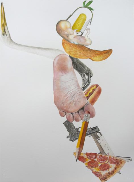 , 'Duck (Daffy),' 2013, Accesso Galleria