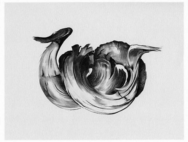 , 'Plate X Ram' Horn,' 1968, Vault Gallery