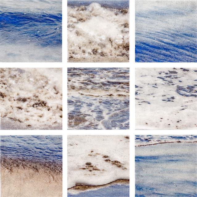 , 'Beach Notations,' 2015, Gallery Henoch