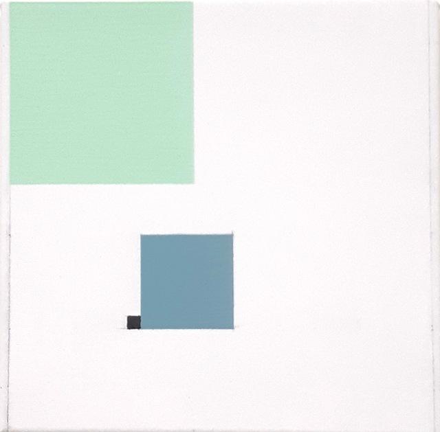 , 'Untitled (9 Squares) 18083,' 2018, Robert Kananaj Gallery