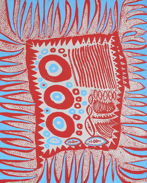 , 'FLOWERING,' 2012, Ota Fine Arts
