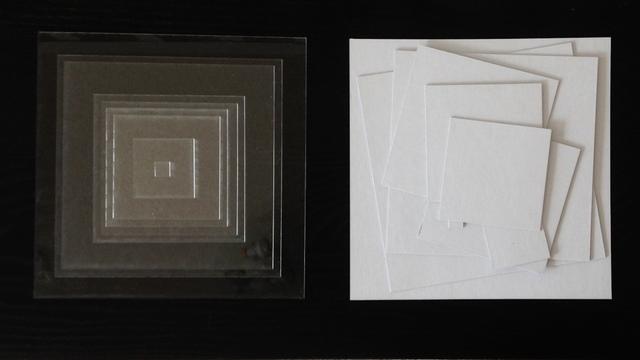 , 'Untitled (9 Squares) Diptych,' 2018, Robert Kananaj Gallery