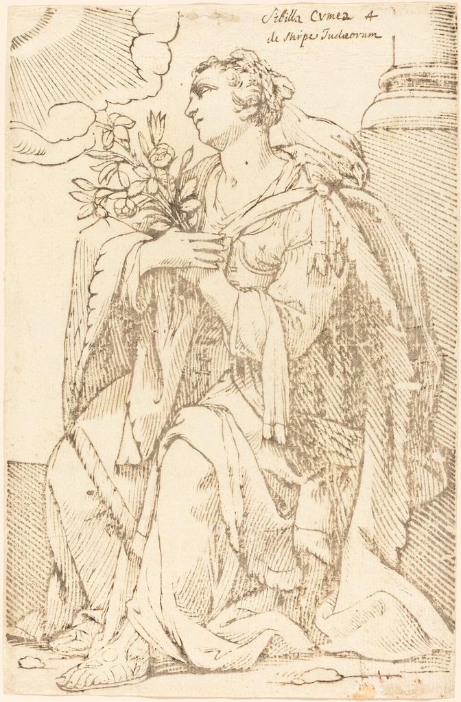 jacques stella sibylla cimmeria 1625 artsy