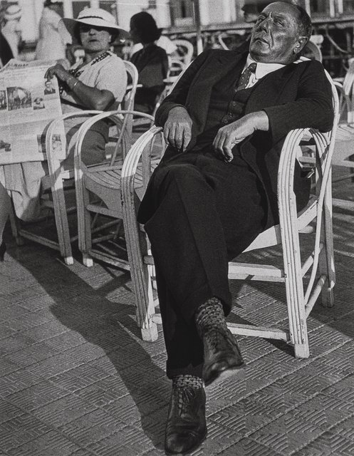 Lisette Model, 'Promenade des Anglais, Nice', 1937-printed later, Heritage Auctions