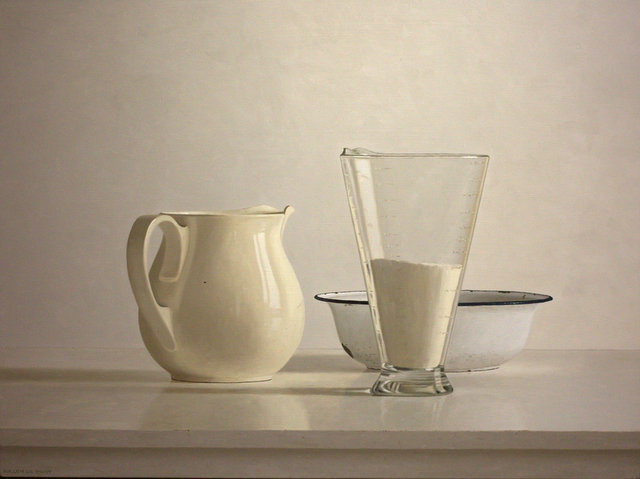 , 'Can, bowl and measuring cup,' 2014, Smelik & Stokking Galleries