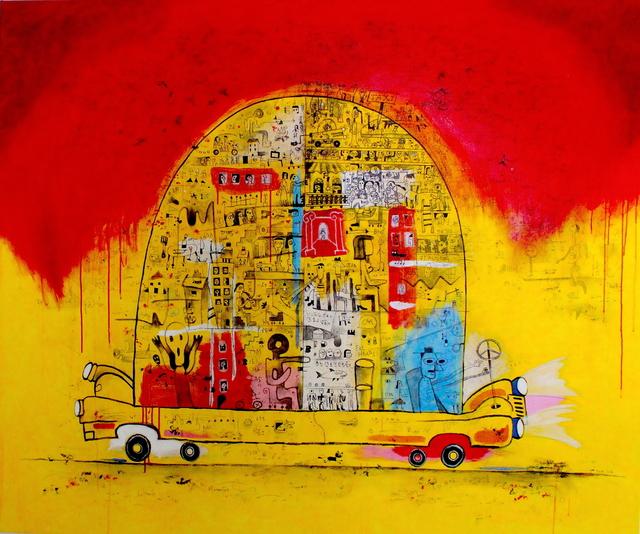, 'El Almendrón,' 2016, Conde Contemporary