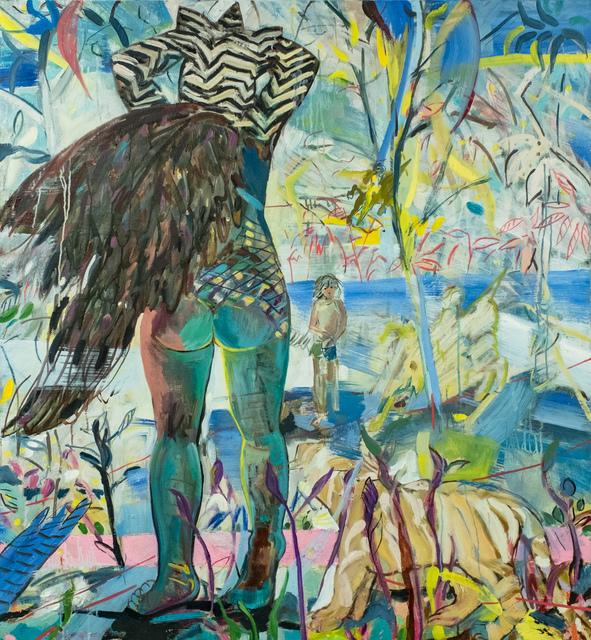, 'L'Oiseau Libre,' 2017, Nanda\Hobbs
