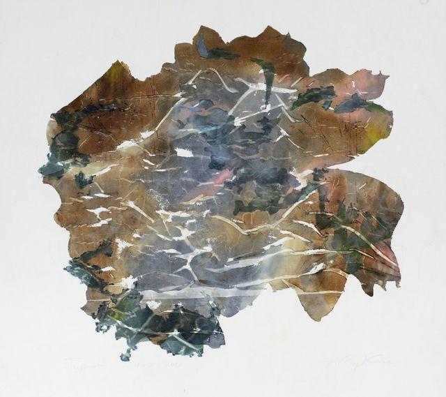 Ray Kass, 'Topo, 4-01-2013', 2013, Reynolds Gallery