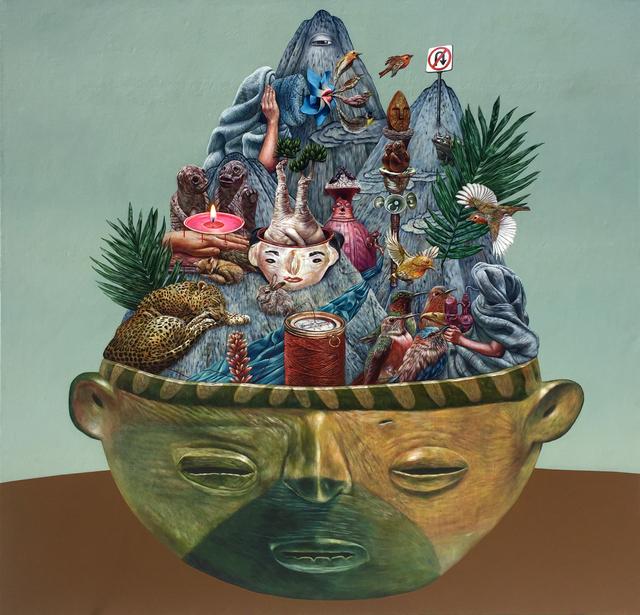 , 'New Habitat: Bonsai,' 2018, Childs Gallery