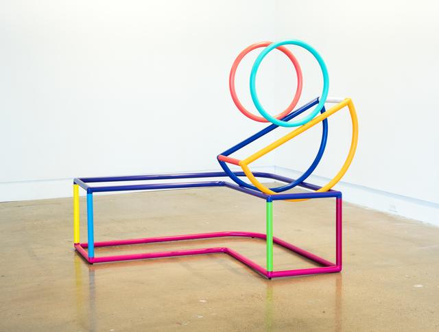 , 'Construcción Lineal 18,' 2017, Fort Worth Contemporary Arts