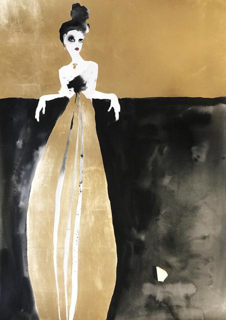 , 'Waiting 5,' 2018, Quantum Contemporary Art