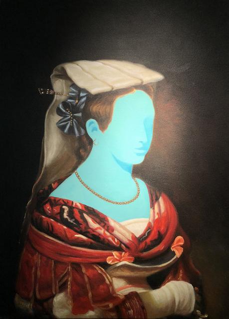 Gazi Sansoy, 'Faceless Series - Yüzsüzler Serisi', 2014, Anna Laudel