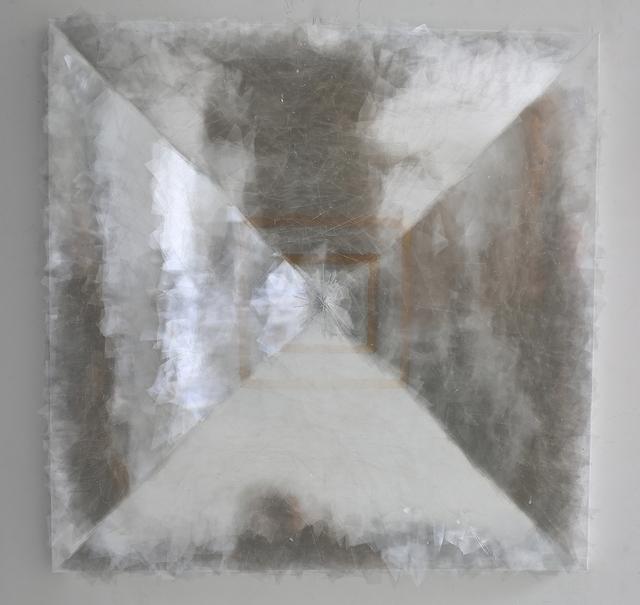 Josepha Gasch-Muche, '24/08/2018', 2018, Sculpture, Glass/mixed media, Heller Gallery
