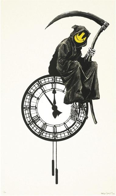 , 'Grin Reaper,' 2005, Reuben Colley Fine Art